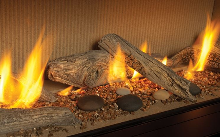 Cenere della legna per pulire
