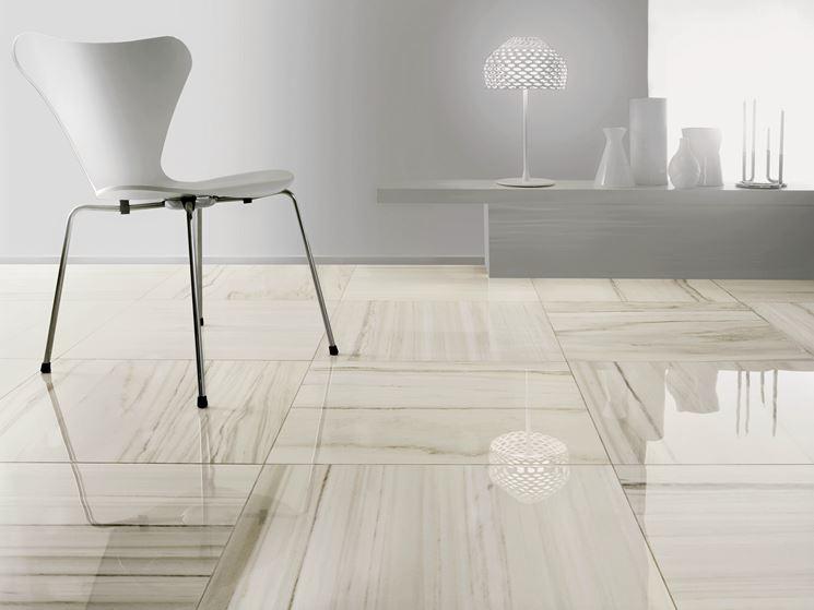 Pulizia pavimenti ceramica pulizie di casa come pulire - Pulire fughe piastrelle da olio ...