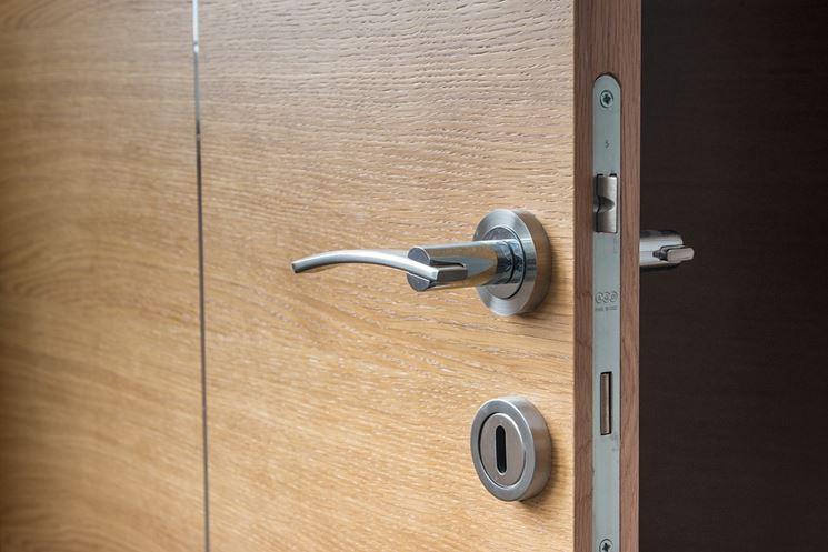 Cambiare una serratura riparare come cambiare una serratura - Cambiare serratura porta ...
