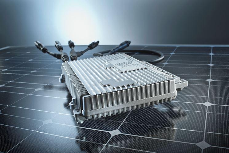 Controllo inverter fotovoltaici