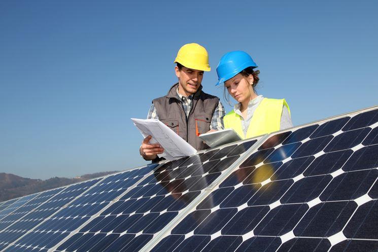 Controlli visivi fotovoltaico