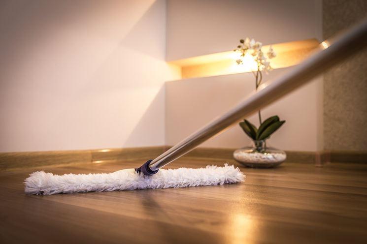 Come pulire i parquet