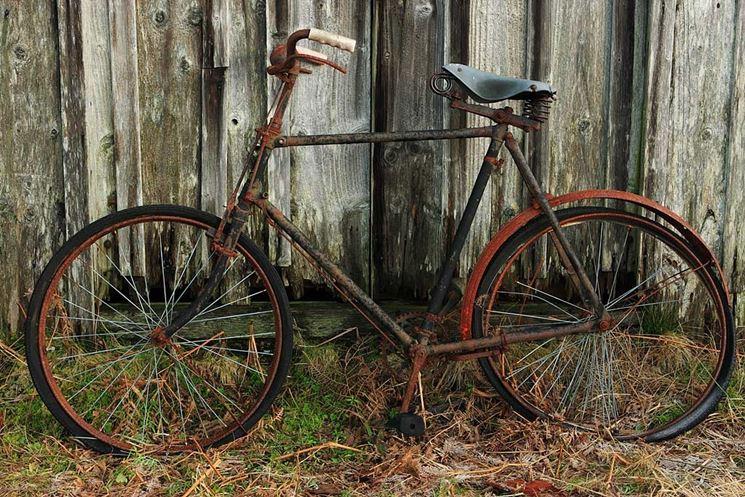 Bici restaurare completamente