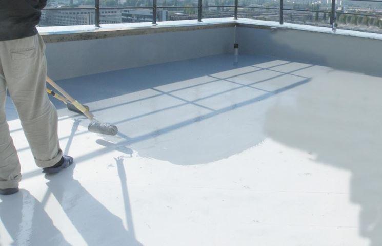 Impermeabilizzazione terrazzi tecniche fai da te impermeabile terrazzo - Terrazzo fai da te ...