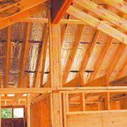 Isolamento di un tetto