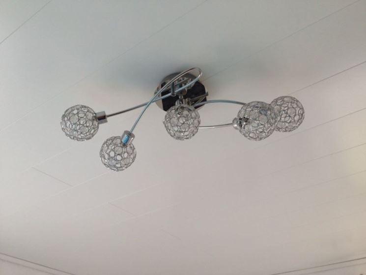 Lampadario soffitto