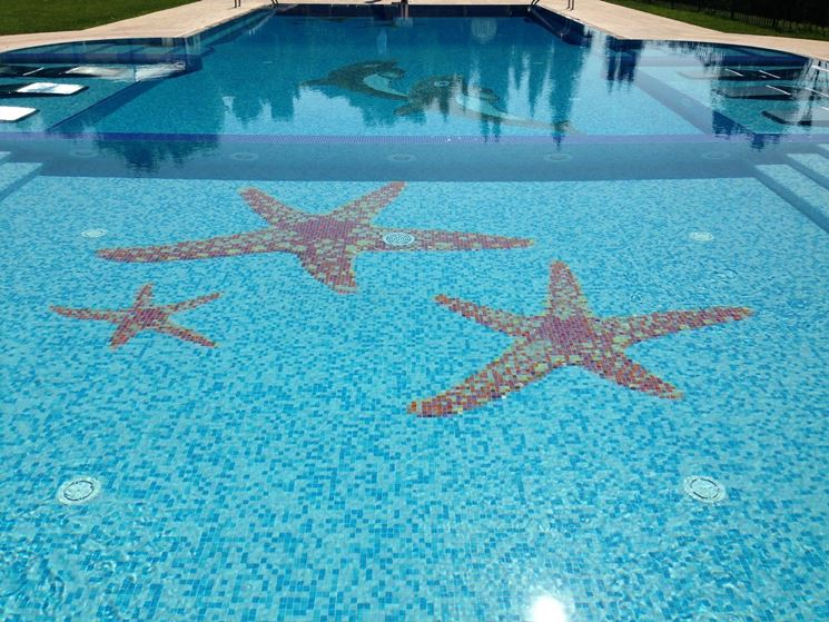 Mosaici piscina