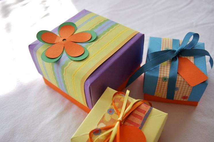 confezioni regalo fai da te