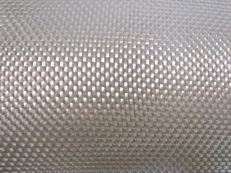 Rotolo di fiberglass