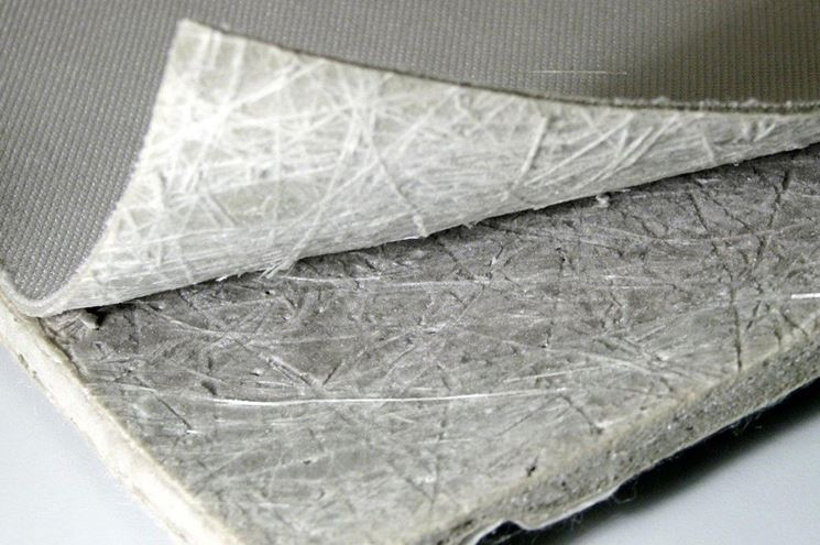 Strato di fiberglass