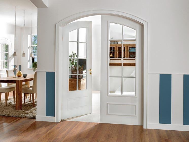 Porte con vetri   vetro   vari modelli di porte con vetri