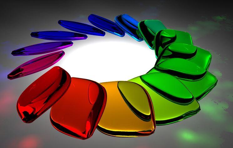 Vetri colorati