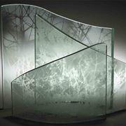 Sabbiatura del vetro