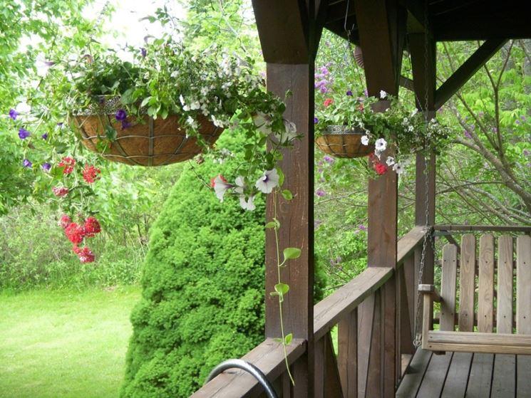 Favoloso Fioriere per esterni - Vasi da giardino - Materiale fioriera RK18