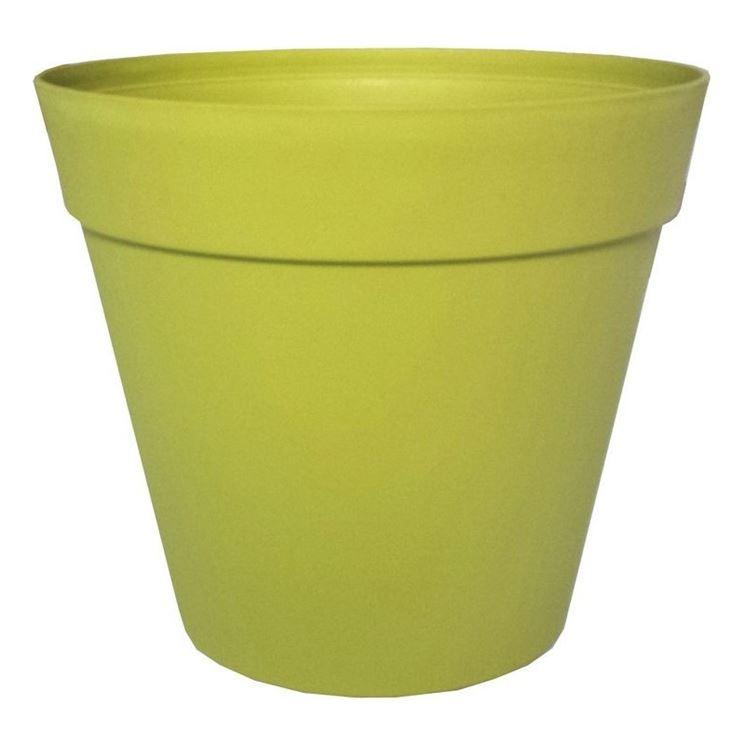 Graziosi vasi in plastica