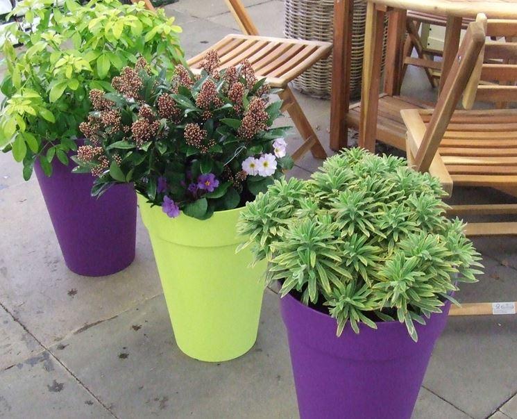 Vasi per giardino vasi da giardino come scegliere i vasi da giardino - Vasi in ceramica da esterno ...