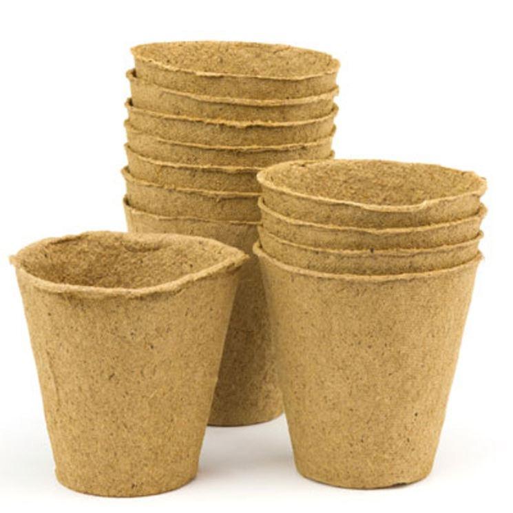 Vasi vivai biodegradabili