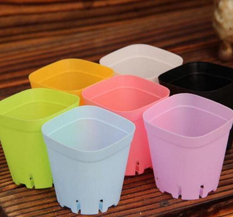 Vasi plastica vasi da giardino - Vasi colorati esterno ...
