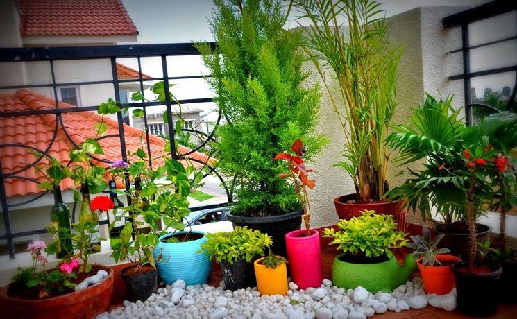 Vasi terrazzo - Vasi da giardino - Modelli vasi