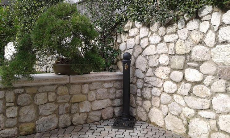 Fontanella da giardino - Fonderia Innocenti