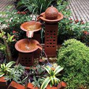 Fontanella per giardino