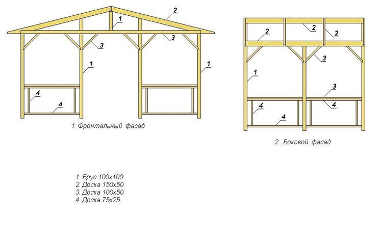 Gazebo fai da te arredo giardino come costruire un - Costruire casette in legno fai da te ...