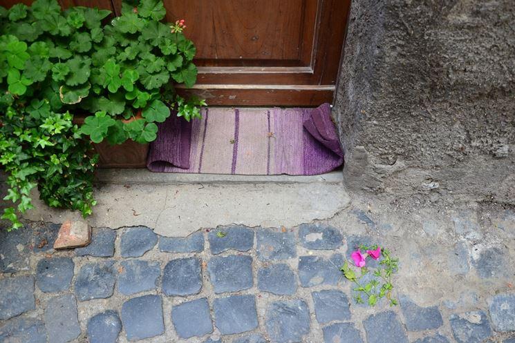 Tappeti per esterni modelli e materiali arredo giardino - Tappeto esterno ...