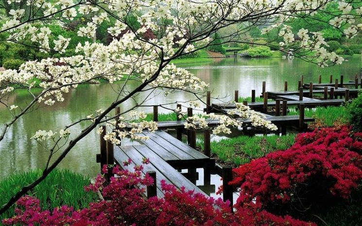 Ponte giardino