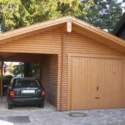 Box auto legno