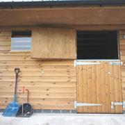 Box legno cavalli