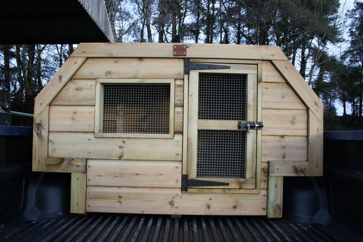 Box per cani in legno casette in legno cuccia cani legno for Box per cani da esterno usati
