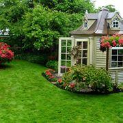 Casetta elegante per giardino