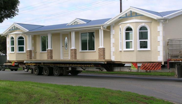 Casa mobile di lusso