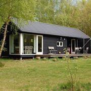 casa prefabbricata in legno