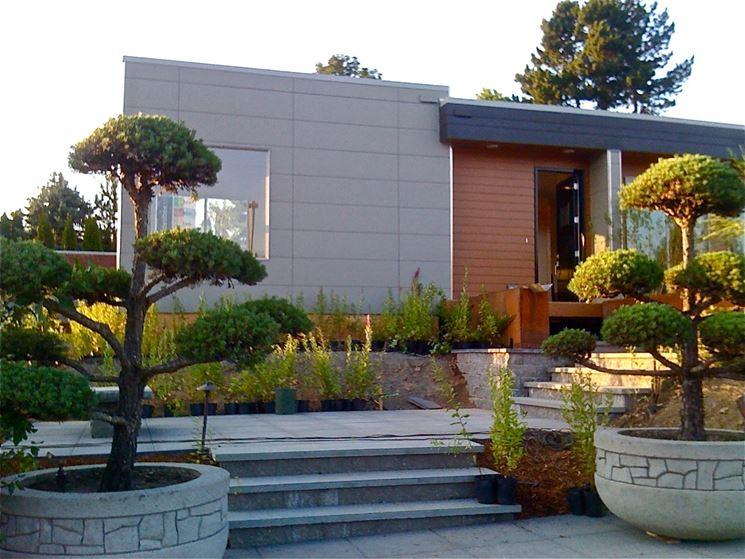 Casa prefabbricata in cemento