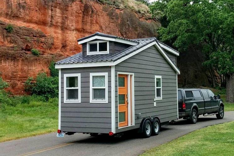 Casa prefabbricate mobile