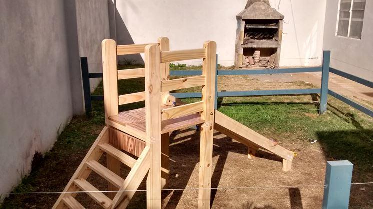 Come costruire una casetta in legno per bambini