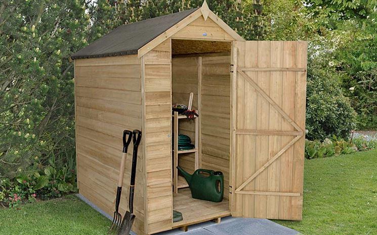 Casette Legno Giardino Varese : Casette legno giardino in casetta