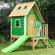 casetta in legno per bambini
