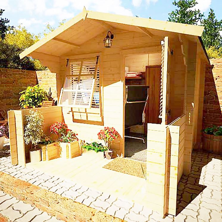 Come costruire una casetta in legno casette in legno consigli per costruire casetta in legno - Come costruire una casa in miniatura ...