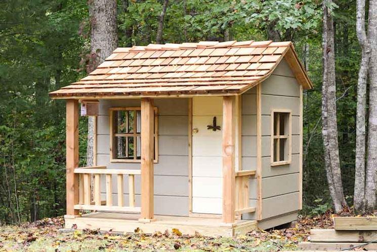 Come costruire una casetta in legno casette in legno - Costruire una casetta ...