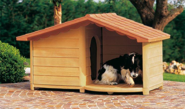 Cucce per cani da esterno casette in legno cucce cani for Cuccia cane taglia grande
