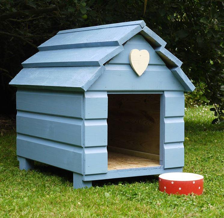 Modello di cuccia per cane