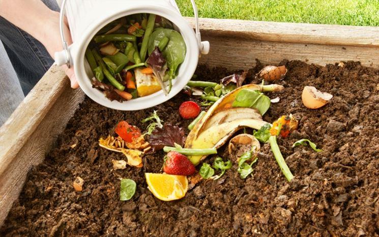 Preparare il compost per il giardino