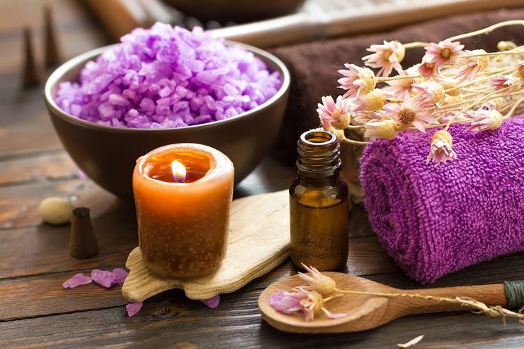 Aromaterapia gerani