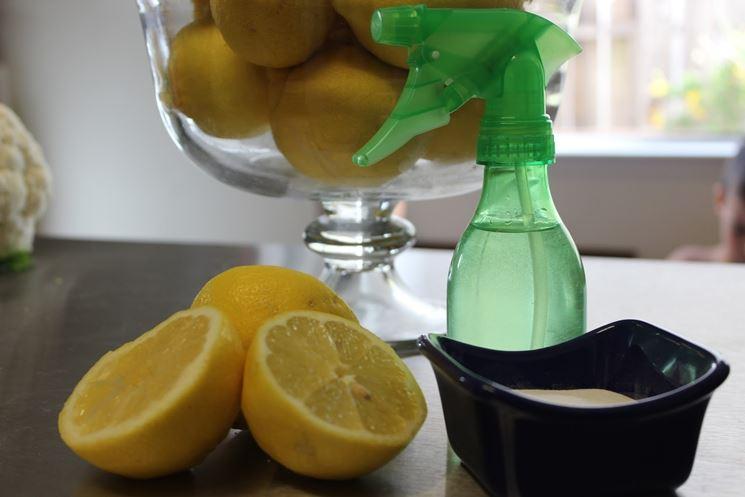 Antiparassitario limone