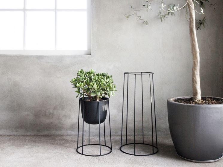 Contenitori per piante moderni