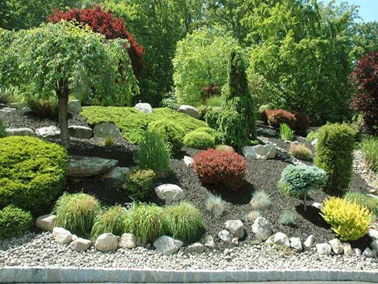 Giardini rocciosi fai da te giardinaggio come - Costruire giardino roccioso ...