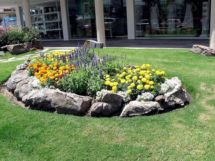 Giardino roccioso fai da te giardinaggio giardino fai - Immagini giardini rocciosi ...