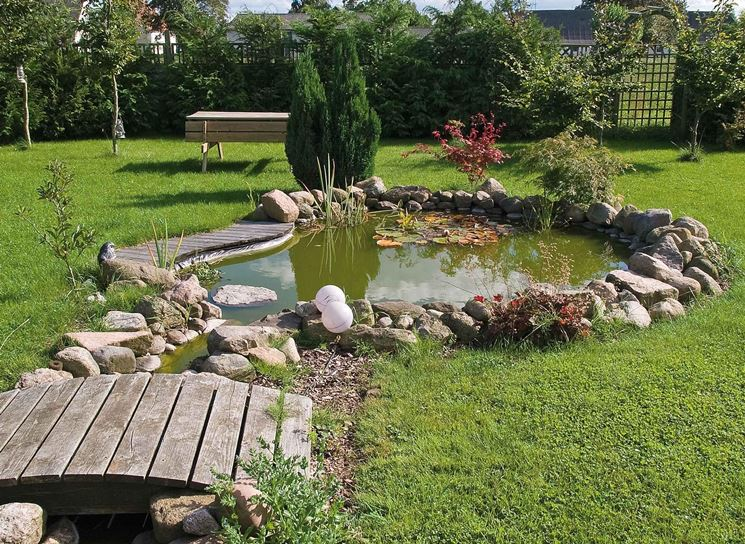 Idee per un piccolo giardino ka99 pineglen for Idee x realizzare un giardino